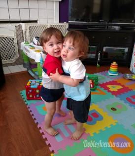 double hugs