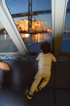 Ferry to San Pedro Harbor (1)