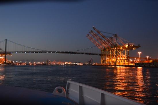 Ferry to San Pedro Harbor (2)