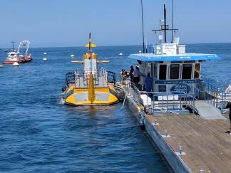 Submarino Catalina Island